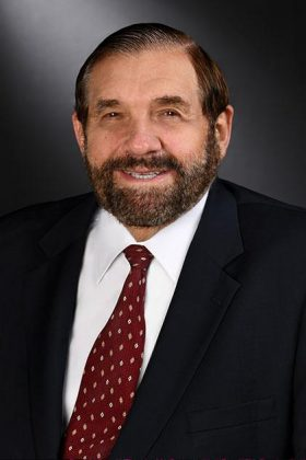 Photo of Justice Michael Cherry (Ret.)